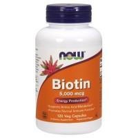 Biotin 5000 мкг (120капс)