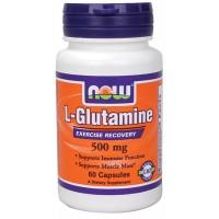 L-Glutamine 500 mg (60капс)